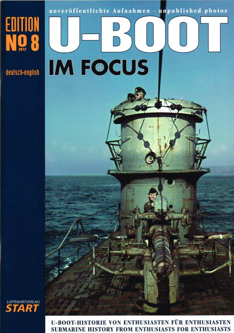 Image for U-BOOT IM FOCUS: EDITION NO.8