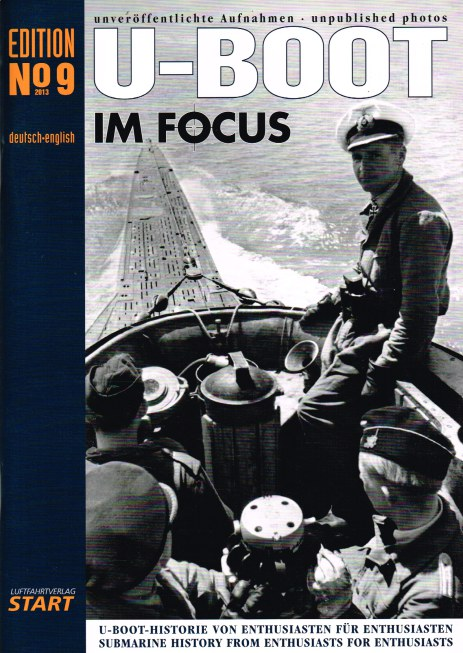 Image for U-BOOT IM FOCUS: EDITION NO.9