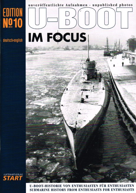 Image for U-BOOT IM FOCUS: EDITION NO.10