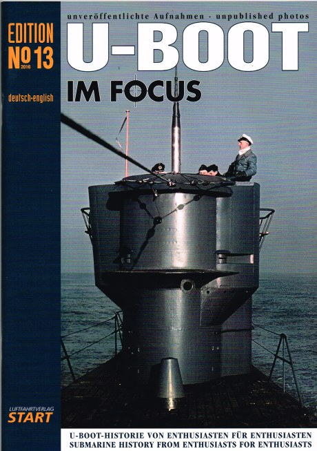Image for U-BOOT IM FOCUS: EDITION NO.13