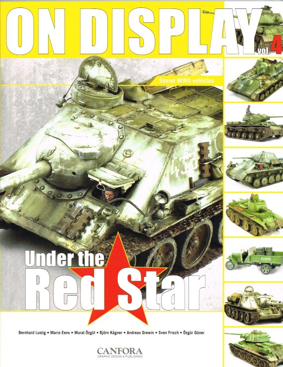 Image for ON DISPLAY VOL.4: SOVIET WWII VEHICLES