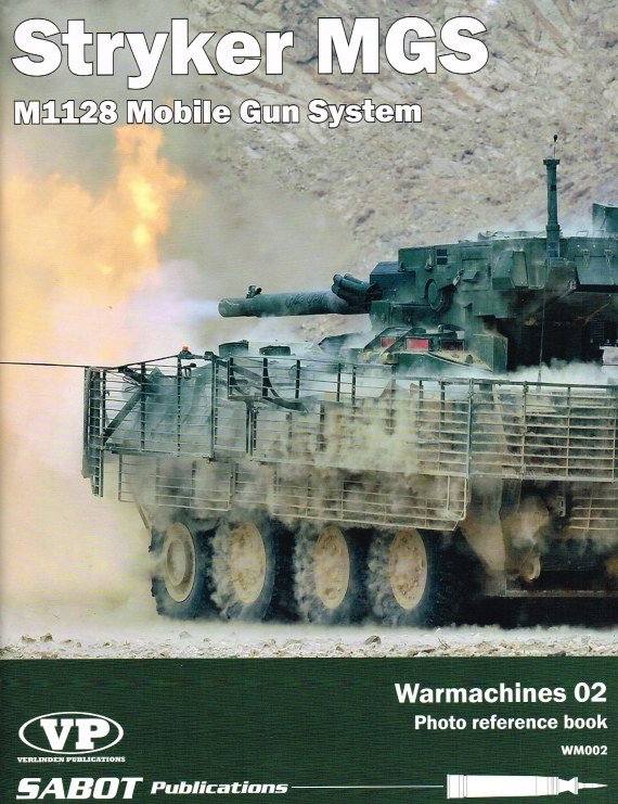 Image for WARMACHINES 02: STRYKER MGS M1128 MOBILE GUN SYSTEM