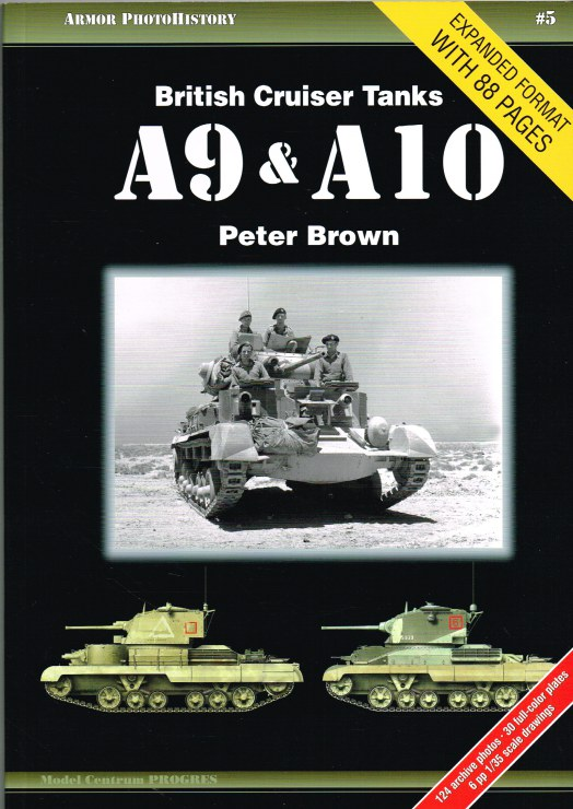 Image for BRITISH CRUISER TANKS A9 & A10 (EXPANDED EDITION)