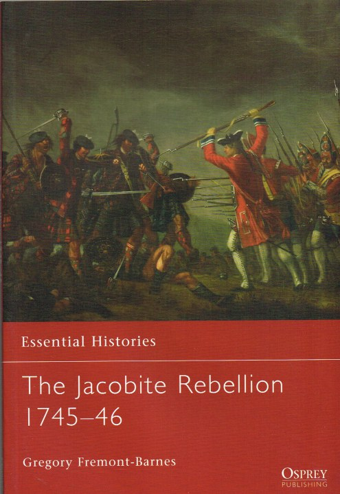Image for THE JACOBITE REBELLION 1745-46