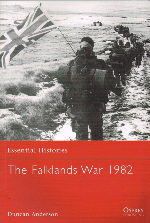 Image for THE FALKLANDS WAR 1982
