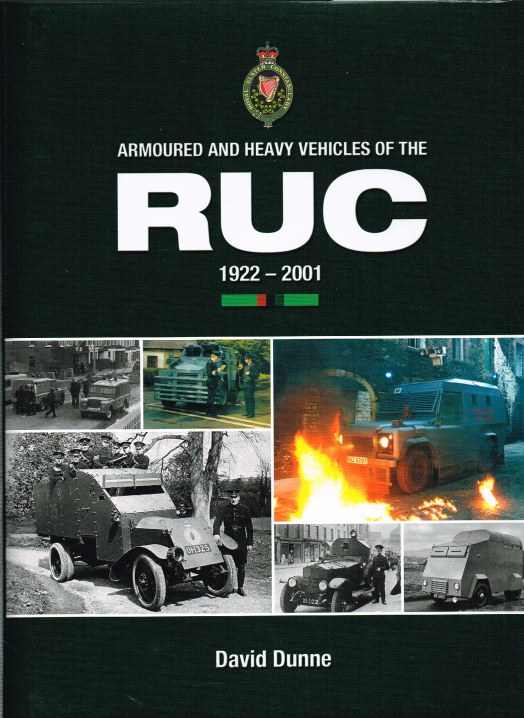 Image for ARMOURED AND HEAVY VEHICLES OF THE RUC 1922 - 2001
