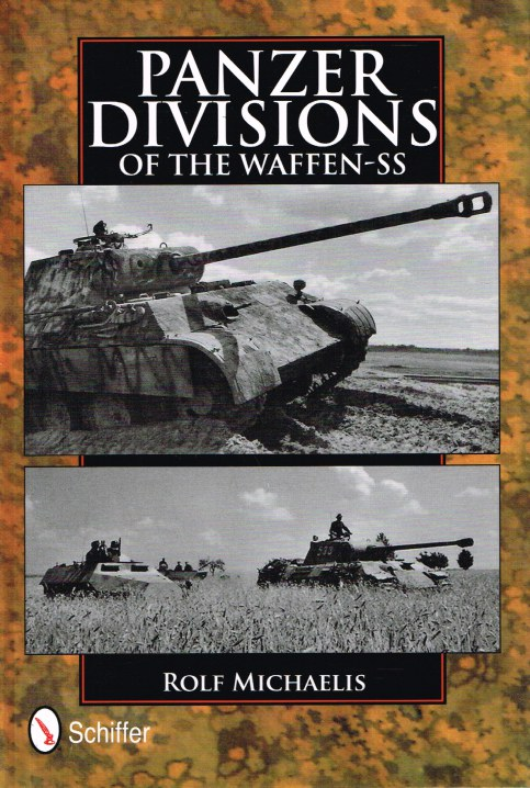 Image for PANZER DIVISIONS OF THE WAFFEN-SS