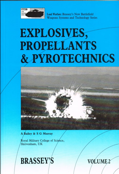 Image for LAND WARFARE VOLUME 2: EXPLOSIVES, PROPELLANTS & PYROTECHNICS