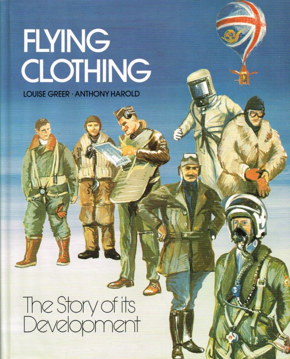 Image for FLYING CLOTHING: THE STORY OF ITS DEVELOPMENT