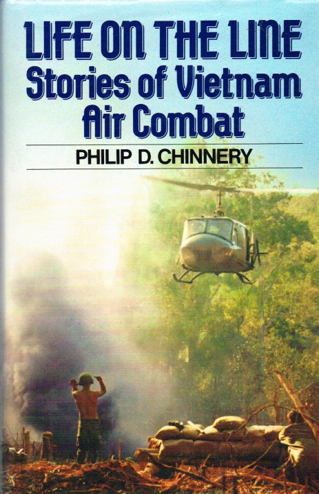 Image for LIFE ON THE LINE: STORIES OF VIETNAM AIR COMBAT