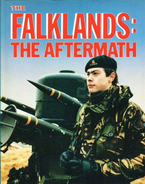 Image for THE FALKLANDS: THE AFTERMATH