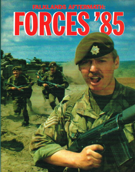 Image for FALKLANDS AFTERMATH: FORCES '85