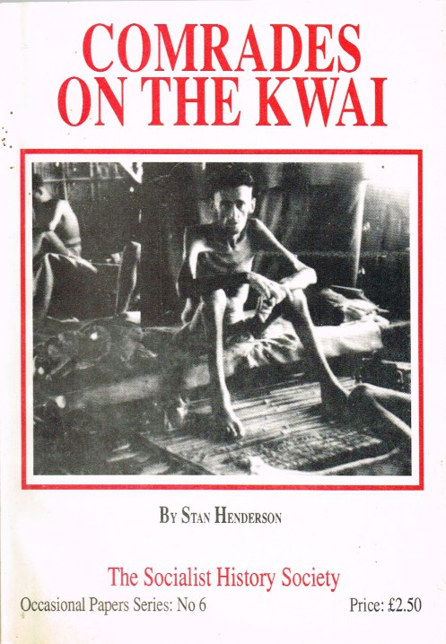 Image for COMRADES ON THE KWAI