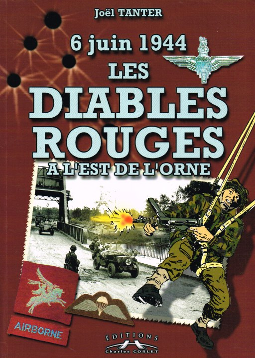 Image for 6 JUIN 1944 LES DIABLES ROUGES AL'EST DE L'ORNE (FRENCH TEXT)
