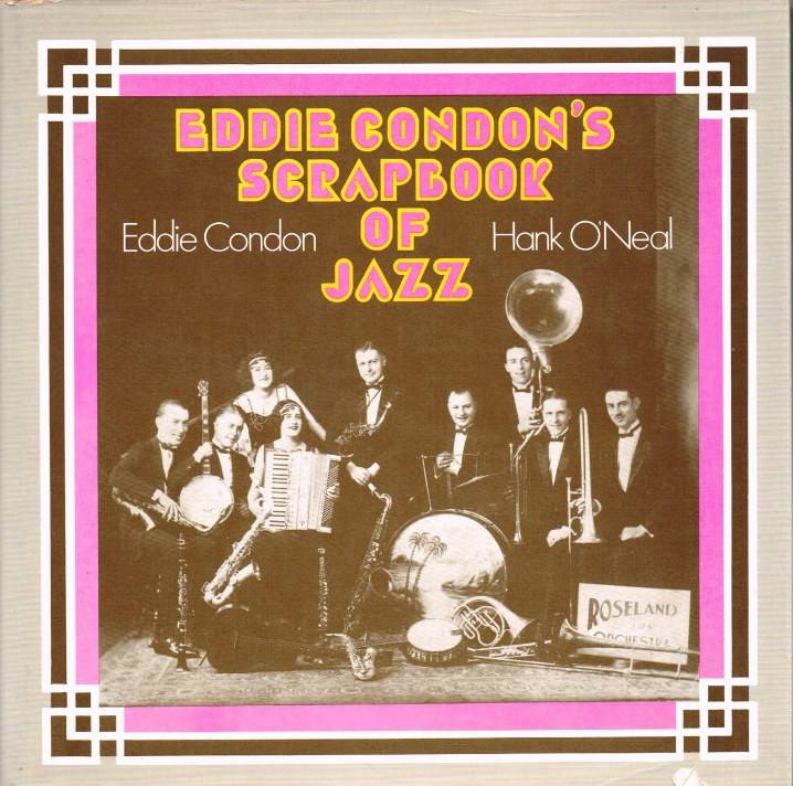Image for THE EDDIE CONDON SCRAPBOOK OF JAZZ