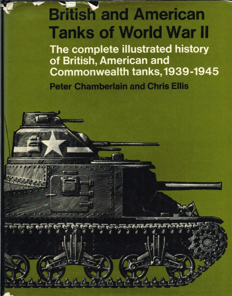 Image for BRITISH AND AMERICAN TANKS OF WORLD WAR II