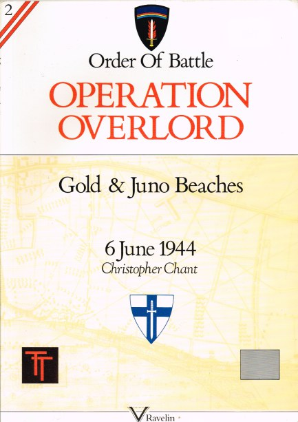 Image for ORDER OF BATTLE 2: OPERATION OVERLORD: GOLD & JUNO BEACHES, 6 JUNE 1944