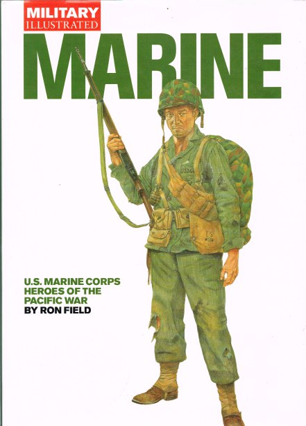 Image for MARINE: US MARINE CORPS HEROES OF THE PACIFIC WAR