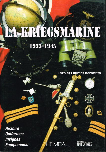 Image for LA KRIEGSMARINE 1935-1945 (FRENCH TEXT)