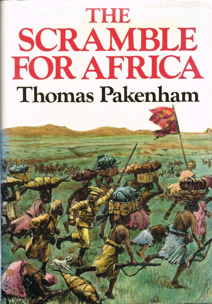 Image for THE SCRAMBLE FOR AFRICA 1876-1912