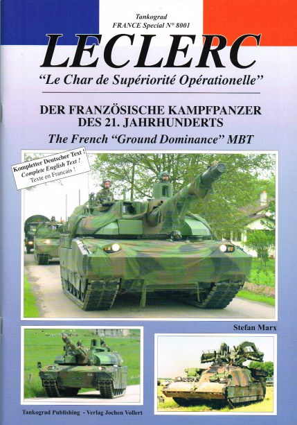 Image for LECLERC: THE FRENCH 'GROUND DOMINANCE' MBT