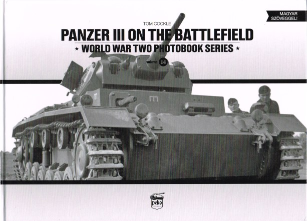 Image for PANZER III ON THE BATTLEFIELD