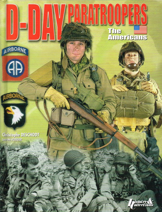 Image for D-DAY PARATROOPERS : THE AMERICANS