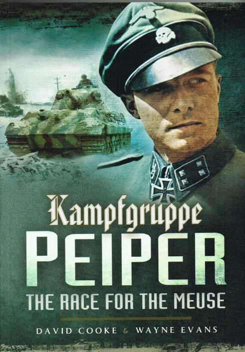 Image for KAMPFGRUPPE PEIPER: THE RACE FOR THE MEUSE