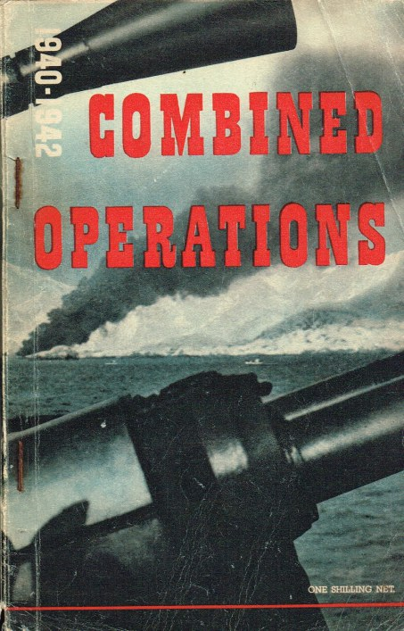 Image for COMBINED OPERATIONS 1940-1942