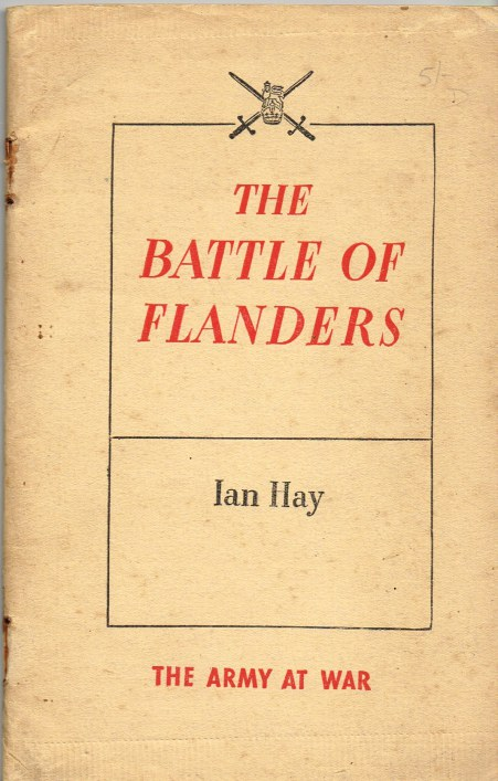 Image for THE BATTLE OF FLANDERS 1940