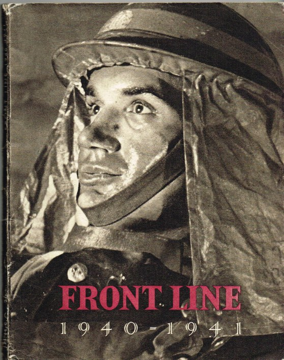 Image for FRONT LINE 1940-41: THE OFFICIAL STORY OF THE CIVIL DEFENCE OF BRITAIN