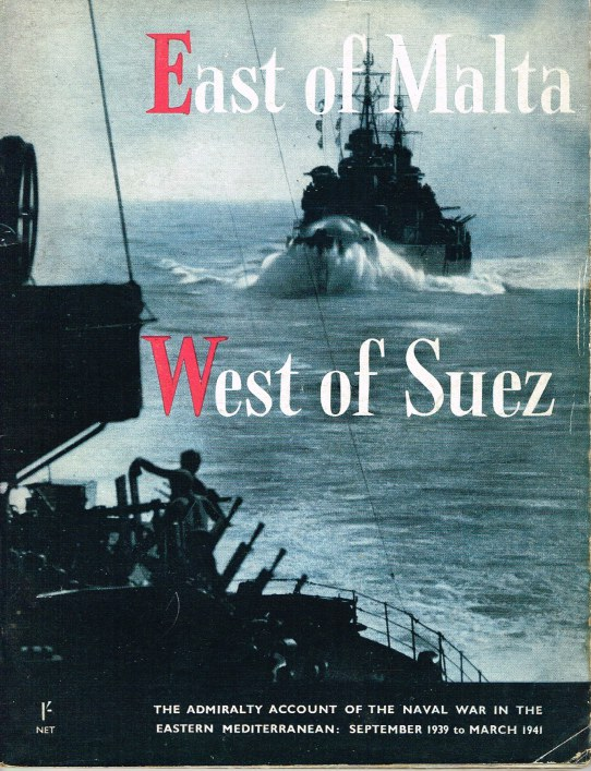 Image for EAST OF MALTA WEST OF SUEZ