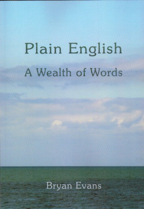 Image for PLAIN ENGLISH: A WEALTH OF WORDS