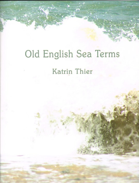 Image for OLD ENGLISH SEA TERMS