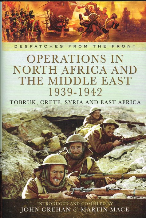 Image for DESPATCHES FROM THE FRONT: NORTH AFRICA AND THE MIDDLE EAST 1939-1942