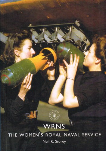 Image for WRNS : THE WOMEN'S ROYAL NAVAL SERVICE