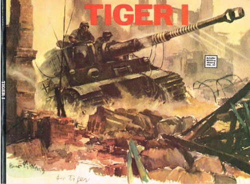 Image for TIGER I