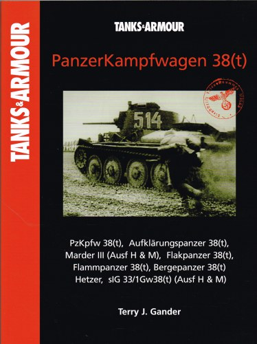 Image for TANKS & ARMOUR: PANZERKAMPFWAGEN 38 (T)