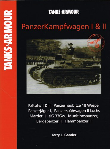 Image for TANKS & ARMOUR: PANZERKAMPFWAGEN I & II