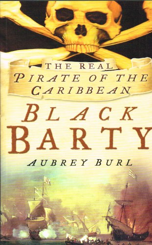 Image for BLACK BARTY : BARTHOLOMEW ROBERTS AND HIS PIRATE CREW 1718-1723