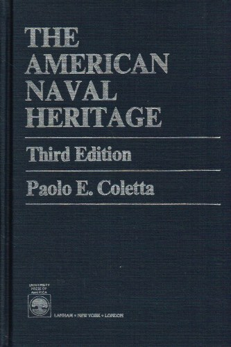 Image for THE AMERICAN NAVAL HERITAGE (THIRD EDITION)