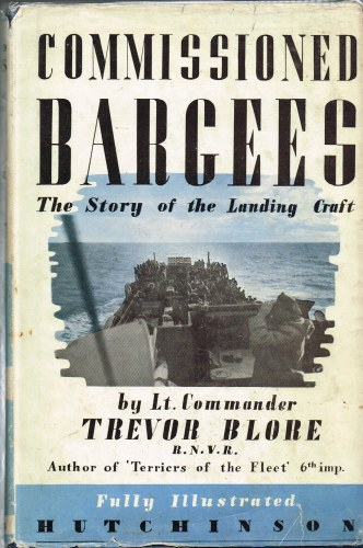 Image for COMMISSIONED BARGEES: THE STORY OF THE LANDING CRAFT
