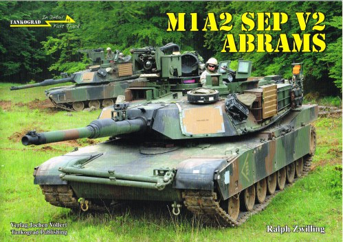 Image for IN DETAIL FAST TRACK 01: M1A2 SEP V2 ABRAMS