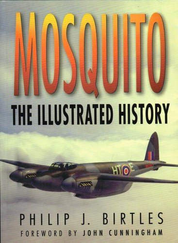 Image for MOSQUITO: THE ILLUSTRATED HISTORY