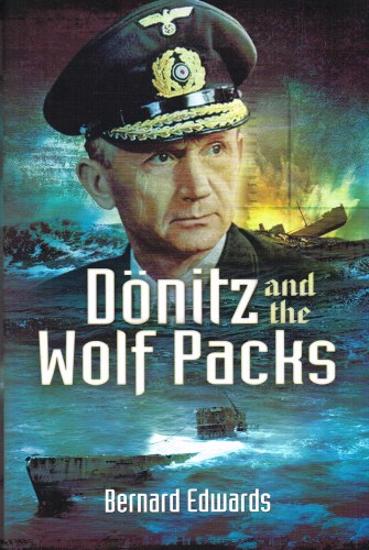Image for DONITZ AND THE WOLF PACKS