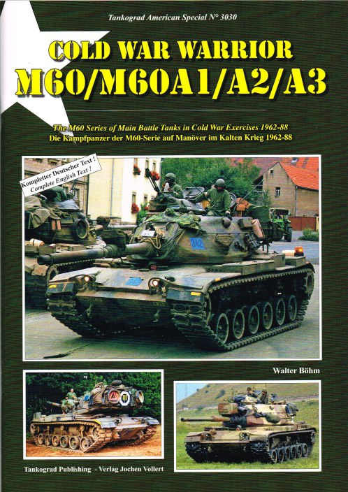 Image for COLD WAR WARRIOR M60 / M60A1 / A2 / A3