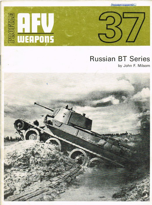 Image for PROFILE AFV 37: RUSSIAN BT SERIES