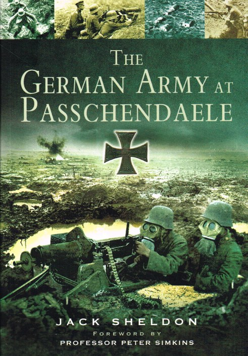 Image for THE GERMAN ARMY AT PASSCHENDAELE