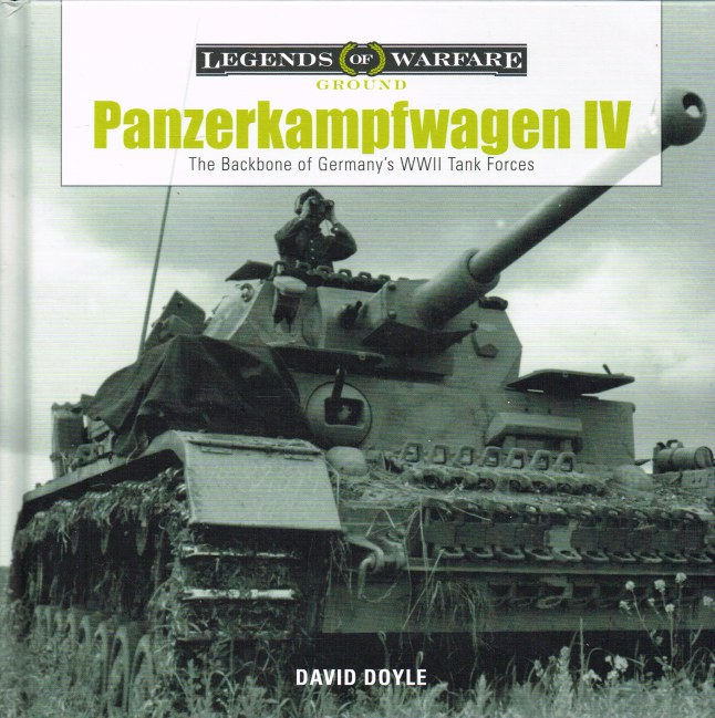 Image for PANZERKAMPFWAGEN IV : THE BACKBONE OF GERMANY'S WWII TANK FORCES