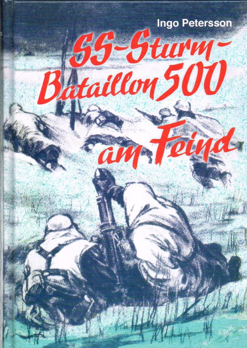 Image for SS-STURMBATAILLON 500 AM FEIND (GERMAN TEXT)